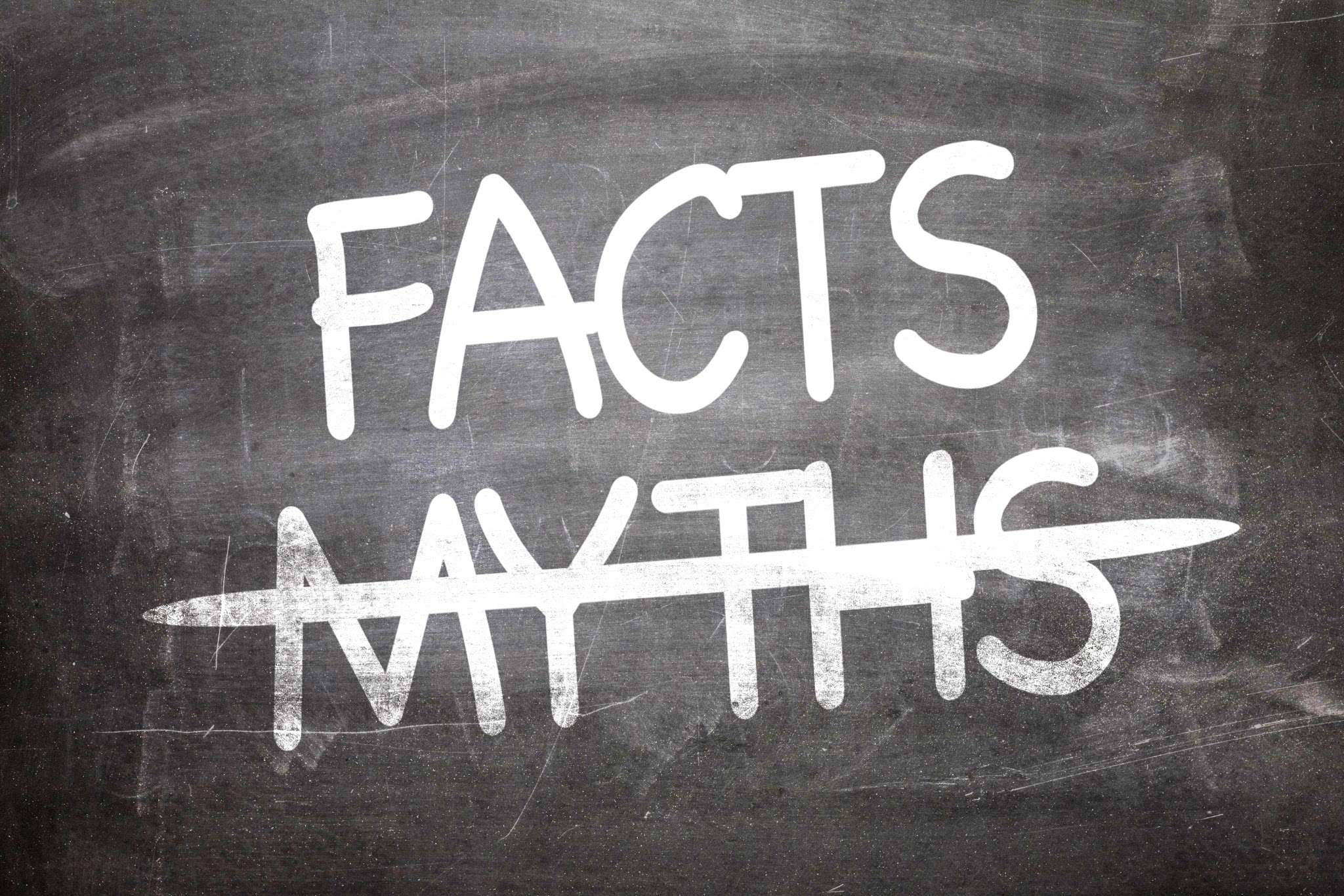 5 myths about investing debunked