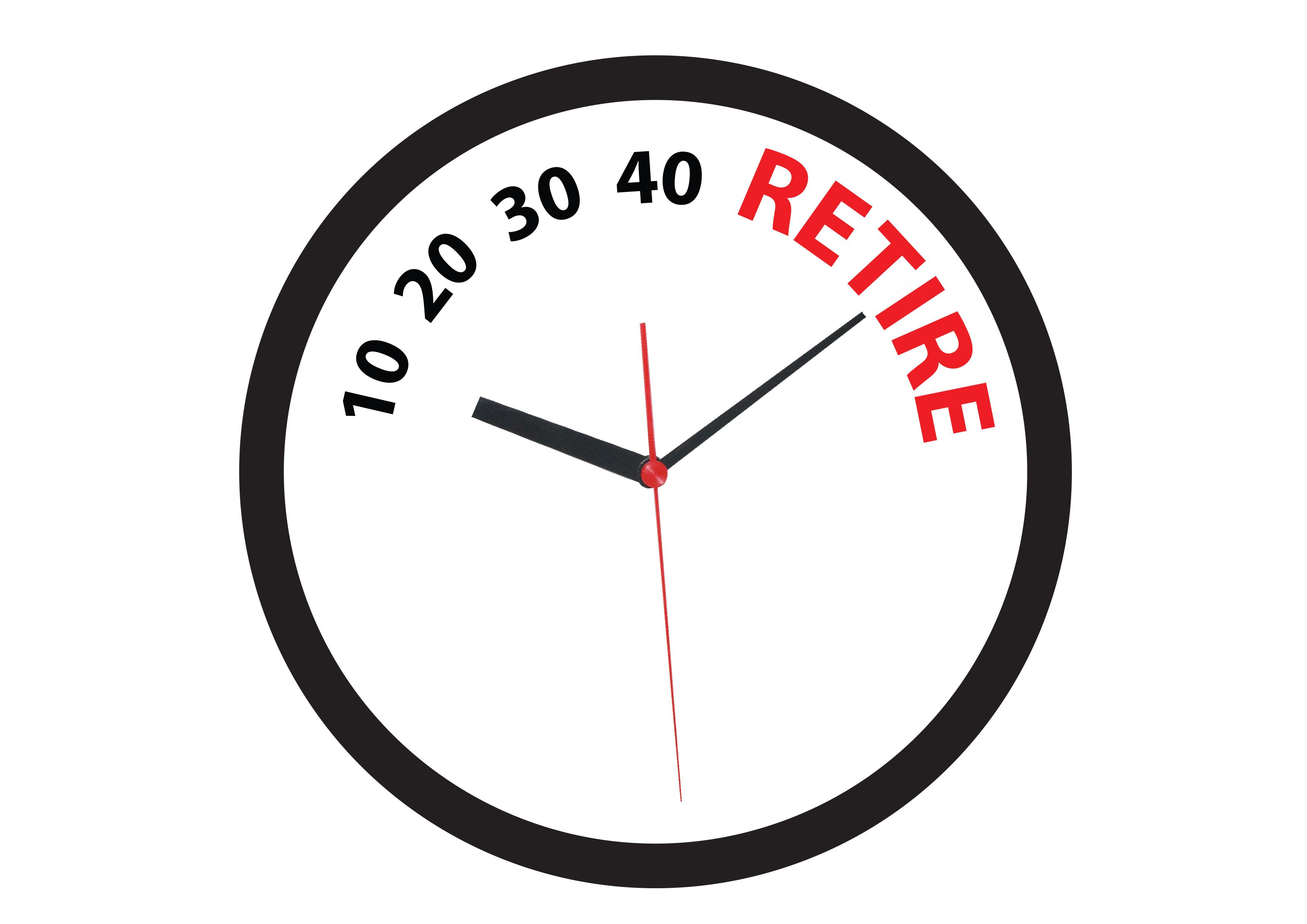 Retire at 40