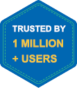 Trusted by 8 Lakh users